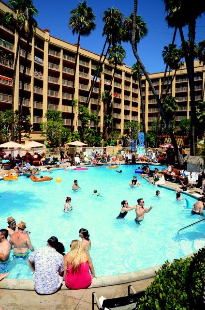 Tiki Pool Party