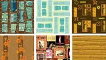 10 Amazing Tiki Wallpaper Designs
