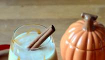 Pumpkin Caramel Piña Colada