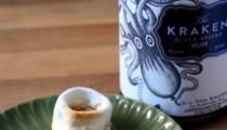 Toasted Marshmallow Tiki Shots