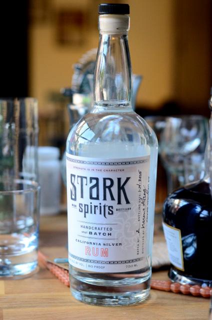 Tiki Tastings: Stark Spirits California Silver Rum