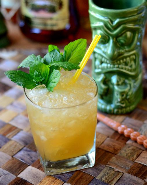 Classic Tiki Drinks Modern Tiki