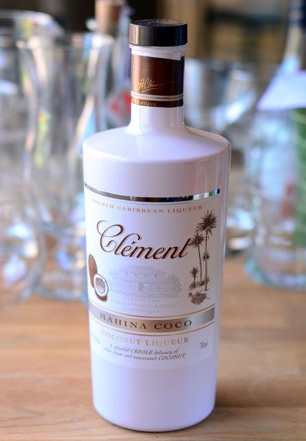 Tiki Tastings: Clement Mahina Coco Liqueur