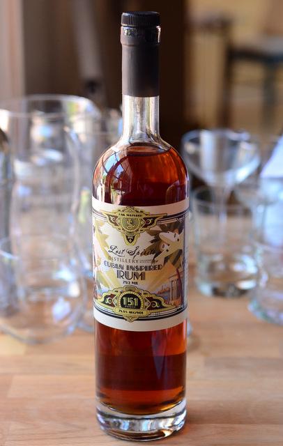 Tiki Tastings: Lost Spirits Distillery Cuban-Inspired 151-Proof Rum