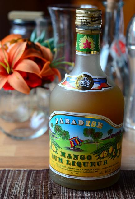Tiki Tastings: Paradise Mango Rum Liqueur
