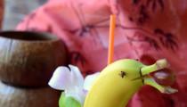 Banana Dolphin Punch