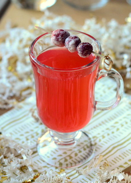 Red Rum Hot Toddy