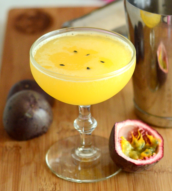 Passion Fruit Daiquiri