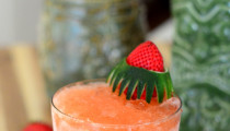 Strawberry Rum Runner