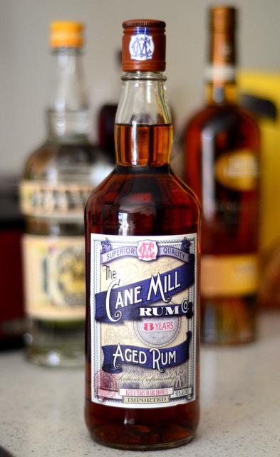 Tiki Tasting: The Cane Mill Rum, 8 year
