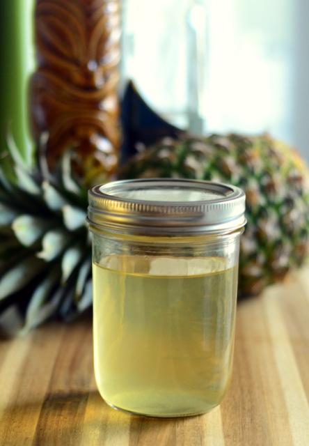 DIY Pineapple Rum