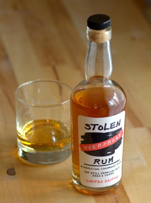 Tiki Tasting: Stolen Overproof Rum