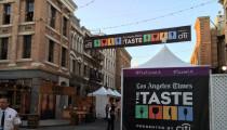 Tasting at LA Times The Taste